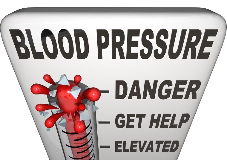 Health Conditions That Cause ED - High Blood Pressure
