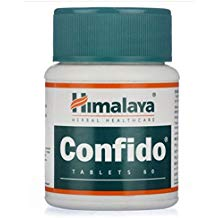 Himalaya Confido - 60 tablet bottle
