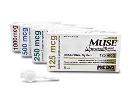 Muse Impotence Treatment - Various Dosages