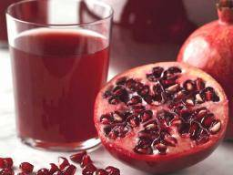Pomegranate Juice For ED - Pitcher With Fruit