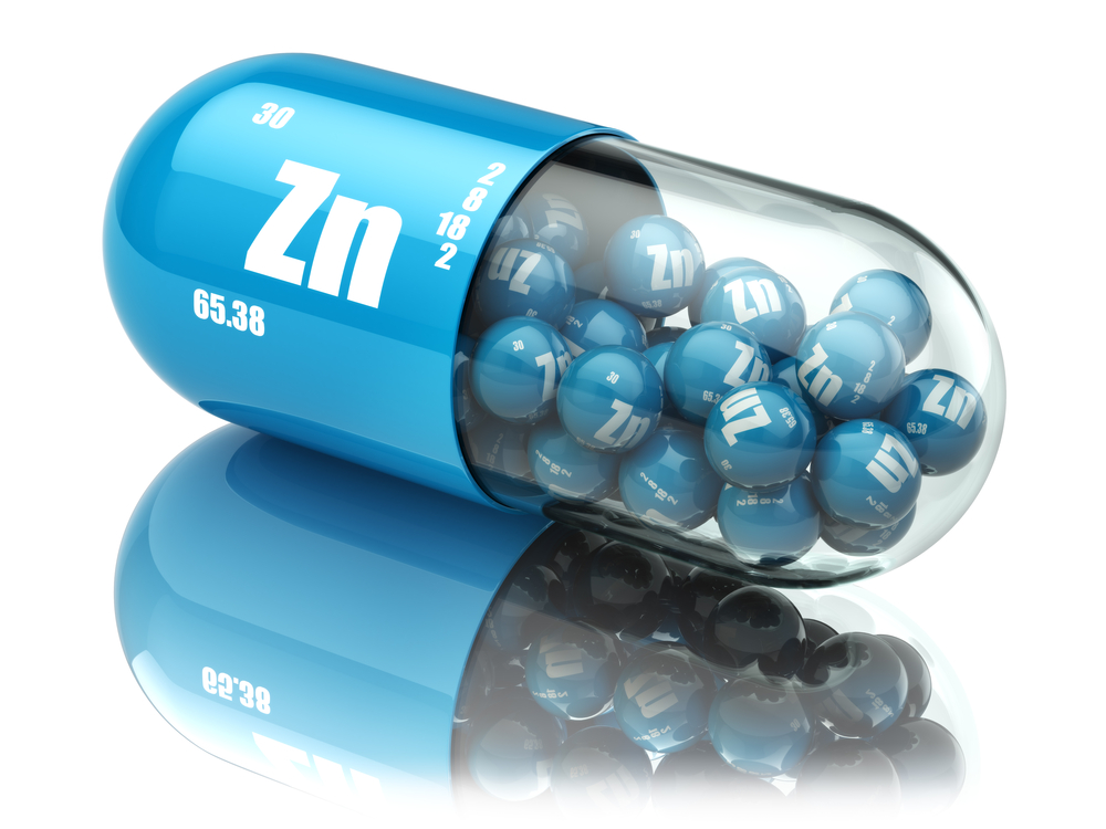 Zinc For Erectile Dysfunction - Close Look at a Pill